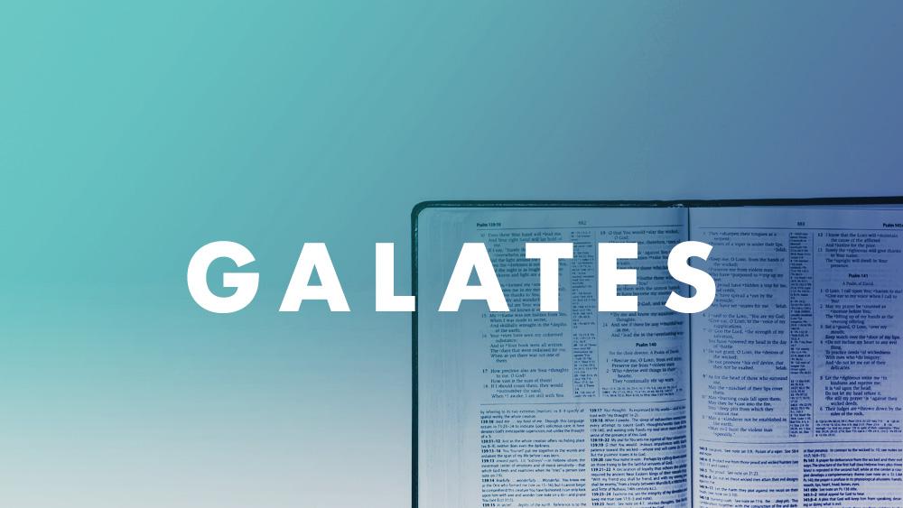 Étude de l'épître aux Galates