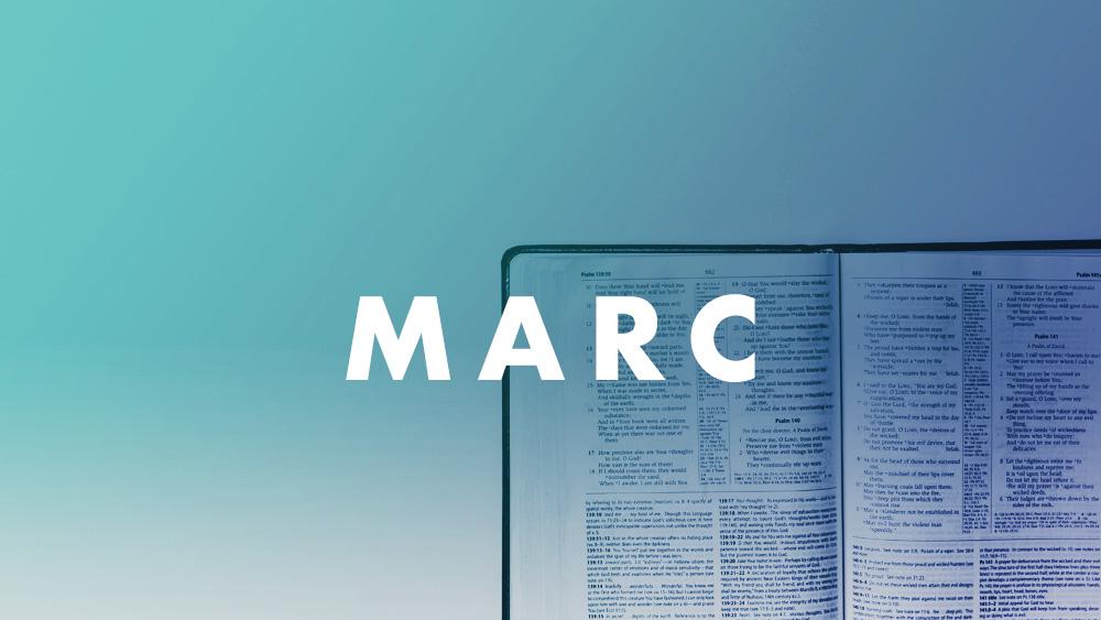 Étude de l'évangile de Marc