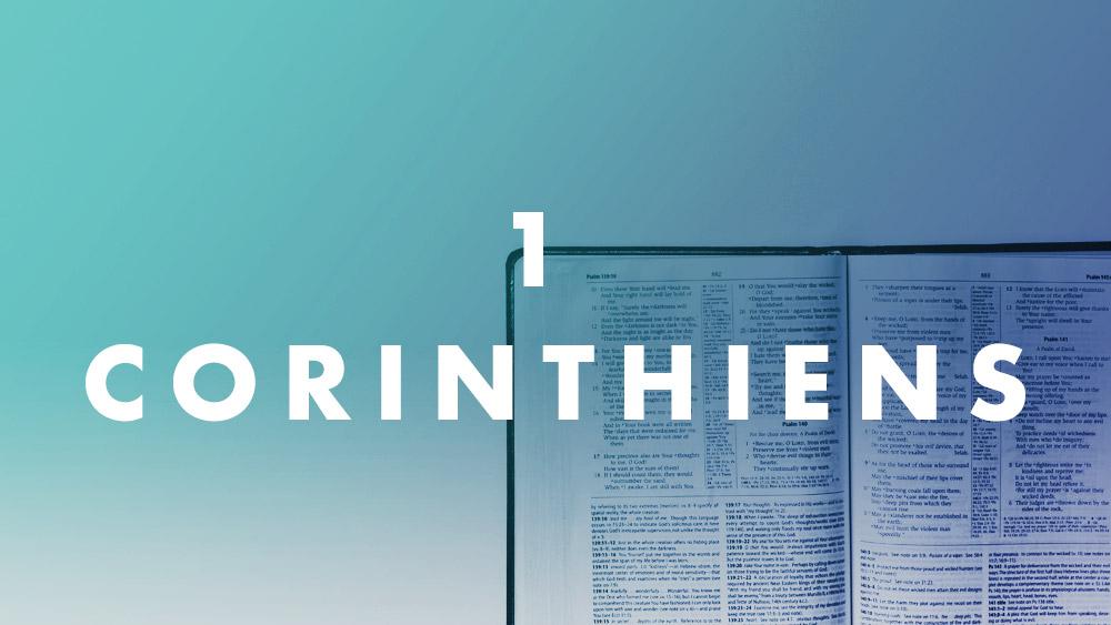 Étude 1 Corinthiens