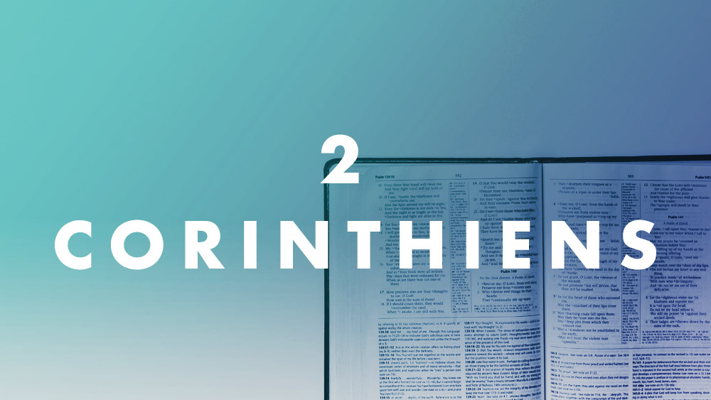 Étude 2 Corinthiens