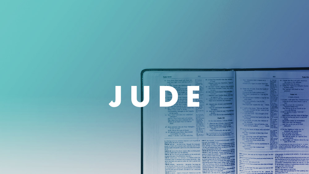 Étude de l'épître de Jude