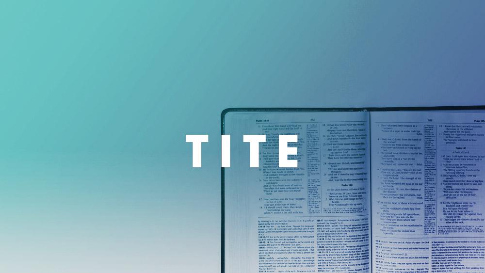 Étude de Tite