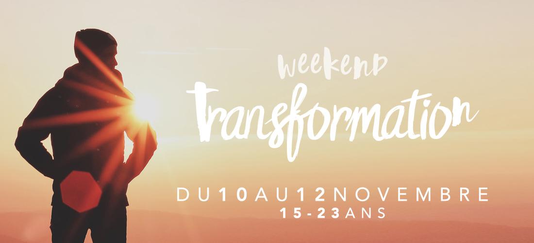 Weekend Transformation