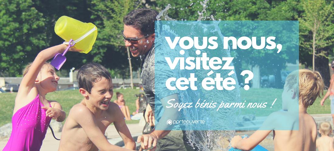 Bienvenue à tous nos visiteurs !
