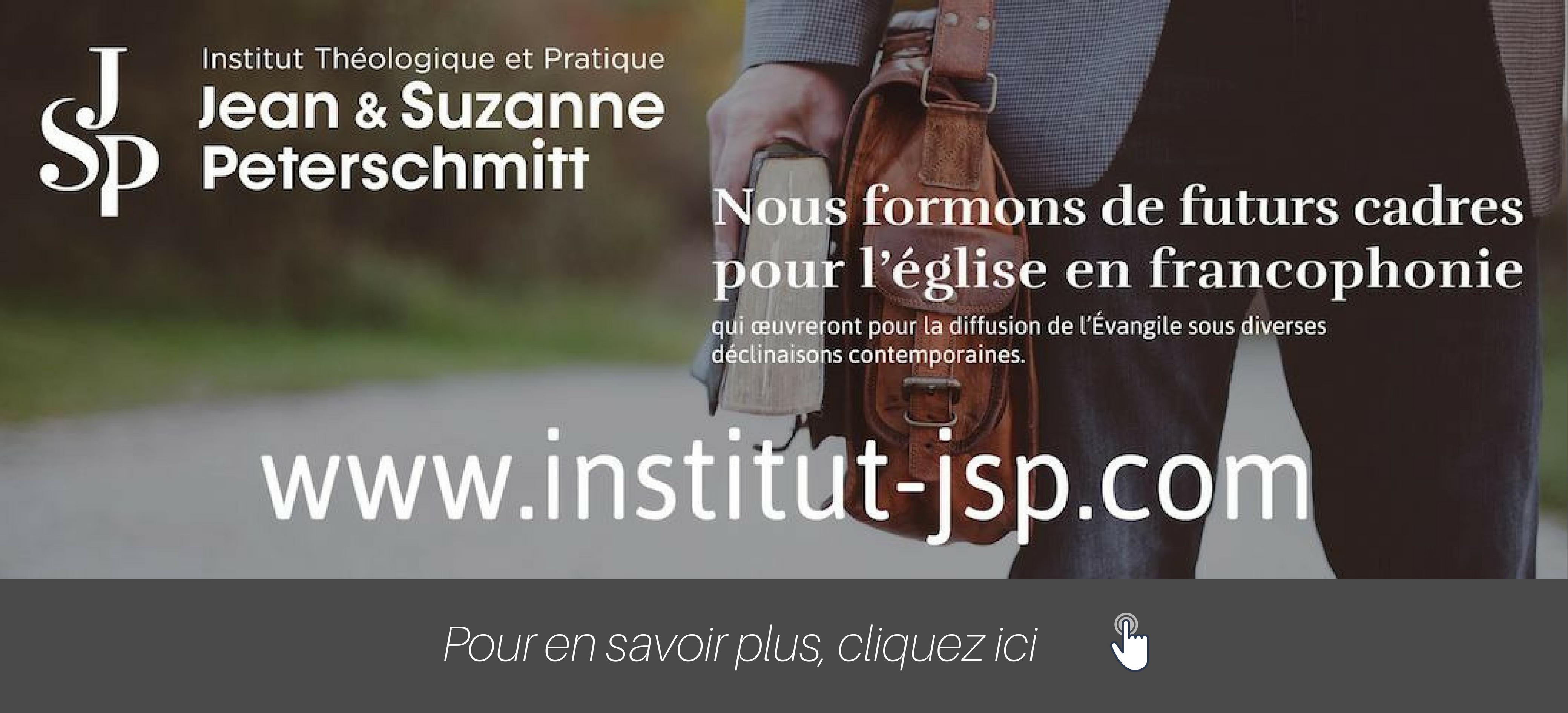 Institut Théologique et Pratique JSP