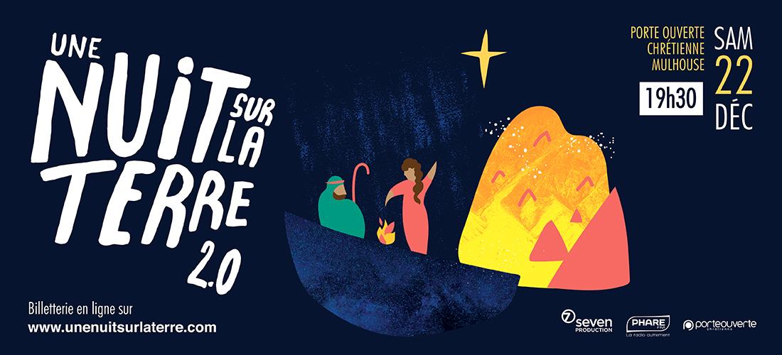 Une nuit sur la terre – comédie musicale