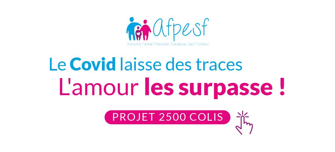 AFPESF 2500 Colis